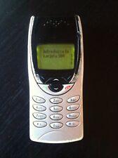 telefono Nokia 8210 vintage para repuestos o reparar