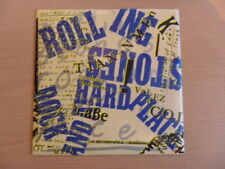 """ROLLING STONES  ROCK AND A HARD PLACE    7"""" VINYL"""