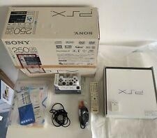**RARE** PSX DESR 7700 - Complète en Boite - PS1 // PS2