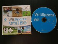 NINTENDO Wii : wii sports
