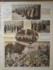1923 Russland Moskau Parade 5. Jahrestag Cuma Ukraine Buchara