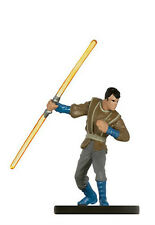 STAR WARS MINIATURES U EXCEPTIONAL JEDI APPRENTICE 26/40 JA