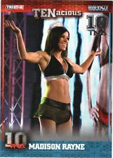 TNA Madison Rayne #35 2012 TENacious SILVER Parallel Card SN 24 of 30