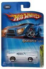 2005 Hot Wheels #005 Realistix First Editions 1969 Pontiac Firebird T/A white 5s