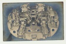Original Foto-AK /  Maschinenraum eines U-Bootes... gel. 1913
