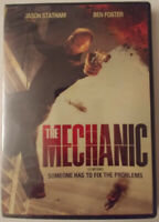 THE MECHANIC DVD REGION 1 - NEW & SEALED