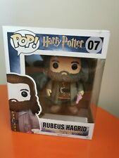 FUNKO! Pop 07 Harry Potter: Rubeus Hagrid Vinyl Figure