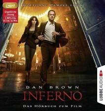 Inferno (3 MP3-CDs) / Robert Langdon Bd.4 von Dan Brown (2016)