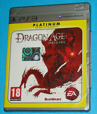 Dragon Age Origins - Sony Playstation 3 PS3 - PAL
