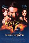 Внешний вид - Goldeneye (1995) Video Poster, Original, SS, Unused, Near Mint, Rolled