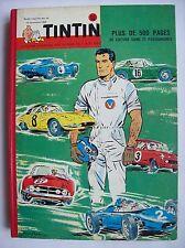 album Tintin belge 60 1962 recueil TBE Graton Macherot Greg Funcken Tibet etc