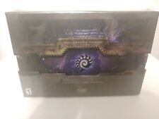 StarCraft II 2 Heart of the Swarm Collector's Edition PC/Mac Computer Game - New