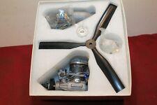 EVOLUTION TRAINER POWER SYSTEM A 100 SET MODEL AIRPLANE ENGINE .45 NEW