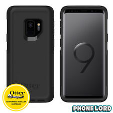 Genuine OtterBox Commuter case cover for Samsung Galaxy S9 Black tough IN STOCK