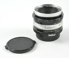 50mm F2 Nikon Nippon Kogaku Nikkor-S Auto 1:2 f=5cm - Pat Pending