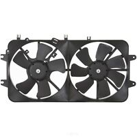 Dual Radiator and Condenser Fan Assembly Spectra CF21006 fits 00-01 Mazda MPV