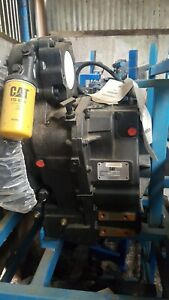 CAT Telehandler Gearbox TH417C gearbox with transfer box  price £3950 +vat