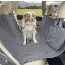 Kurgo Dog Hammock Style Car Seat Cover, Pet Bench Seat Cover, Waterproof and