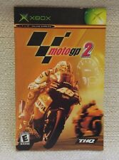 Motogp 2 Xbox 2003 Manual Guide Only 170543