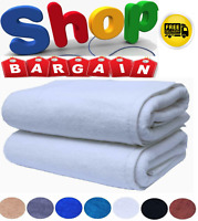 Luxury Towels Bath Sheets 100% Egyptian Cotton Soft Absorbent 600gsm Pack of 2