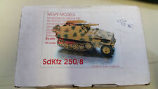 Sdkfz 250/8 Wespe Resin Models 1:48 Wes 48005