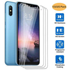 3 X Tempered Glass For Xiaomi 5X 6X Mi A1 A2 8 Lite Mix 3 Play Screen Protector
