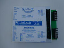 LiteTouch  8 channel dimming module (with Fuses)