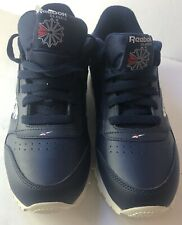 NEW Reebok Classic Leather Concept Sample Size 001 Kids 5.5 1983 Blue RARE