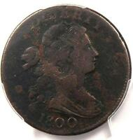 1800 Draped Bust Large Cent 1C S-204 - PCGS VG Details - Rare Certified Coin