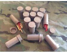 15 Australian Army Ration Pack Bottles Military Surplus Waterproof Wind Auscam