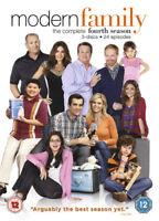 Modern Family: The Complete Fourth Season DVD (2013) Ed O'Neill cert 12 3 discs