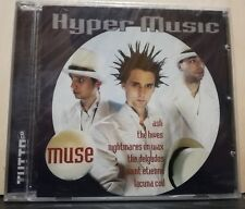 HYPER MUSIC-MUSE,ASH,HIVES,LACUNA COIL SAINT ETIENNE - CD SIGILLATO 10/10/2002