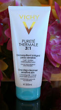 Vichy Pureté Thermale 3-in-1 One Step Cleanser .200 ml. Best-selling cleanser!