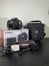 Canon EOS600D DSLR-Kamera - Kit mit EF-S 18-55mm f3.5-5.6 und Zubehörpaket