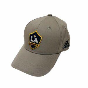 LA Los Angeles Galaxy Soccer Adidas Strapback Hat Cap Youth