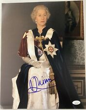 Helen Mirren Signed Photo 11x14 Autograph Celebrity Catherine the Great JSA