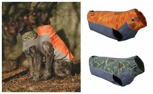 HURTTA WORKER VEST HIGH VISIBILITY OUTDOOR ACTIVITIES HUNTING DOG PET COAT