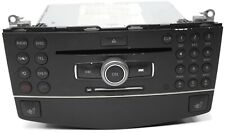 2008 Mercedes Benz C230 Navigation Radio Stereo Cd Player 204 870 69 89
