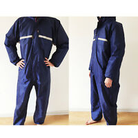 Conjoined raincoats overaLJs Electric motorcycle fashion men women work suit EO