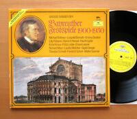 DG 2721 109 Bayreuth Festival 1900-1930 Melchior Schorr Mayr etc 2xLP NEAR MINT