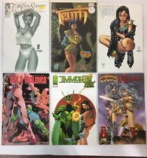 6 IMAGE VINTAGE ADULT COMIC 📚BOOKS EXCELLENT CONDITION SHIPS FREE &FAST