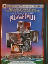 Pleasantville (Dvd, 1998) Toby Maguire, Jeff Daniels, William H. Macy