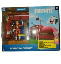 Fortnite Expedition Outpost Action Figure  NEW FREE SHIPPING