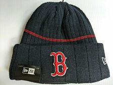 Boston Red Sox New Era Knit Hat 20 Sport Clubhouse Beanie Stocking Cap MLB