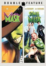 The Mask + Son Of The Mask - Double Feature (DVD)
