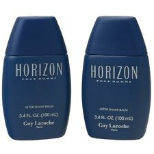 Guy Laroche Horizon 200 ml After Shave Balm (2 x 100 ml)