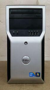 Dell T1600 - Intel Xeon E3-1225 @ 3.10 GHz, 8 GB @ 1333 MHz, 500 GB HDD, W10Pro