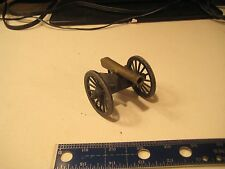 VINTAGE DIE CAST CANNON  CIVIL WAR ERA PENNCRAFT USA RIFLED PARROT