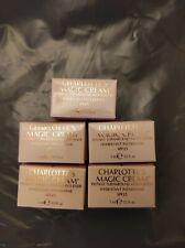 CHARLOTTE TILBURY Magic Cream 7ml x 5 Bundle 30 ML! - *NEW & BOXED* BNIB