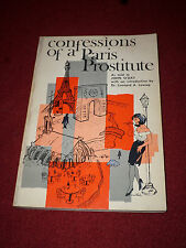 Confessions of a Paris Prostitute by John O'Day (1964, TPB)